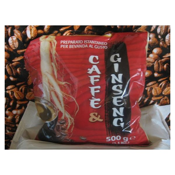 Cafea Ginseng