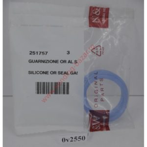 SILICONE OR SEAL GASKET
